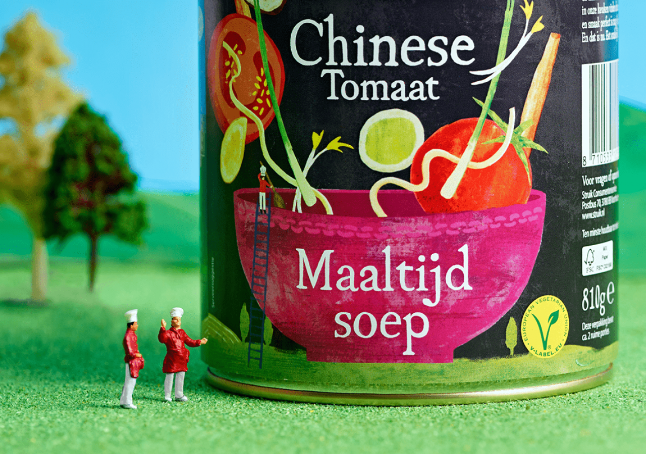 Mealsoup New Direction, Repositioning and Rebranding
