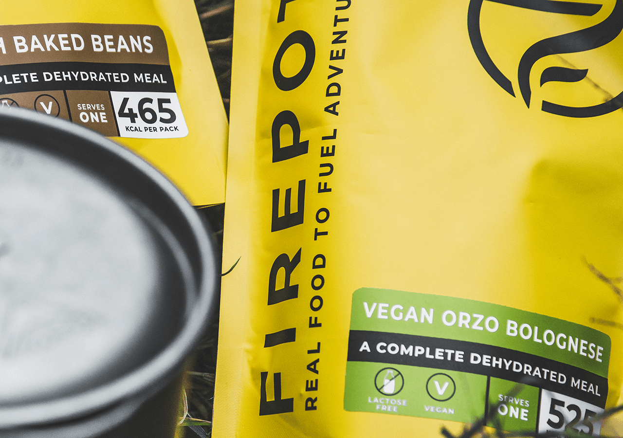Firepot Foods Rebrand by the The Collaborators