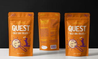 Quest Packaging Design