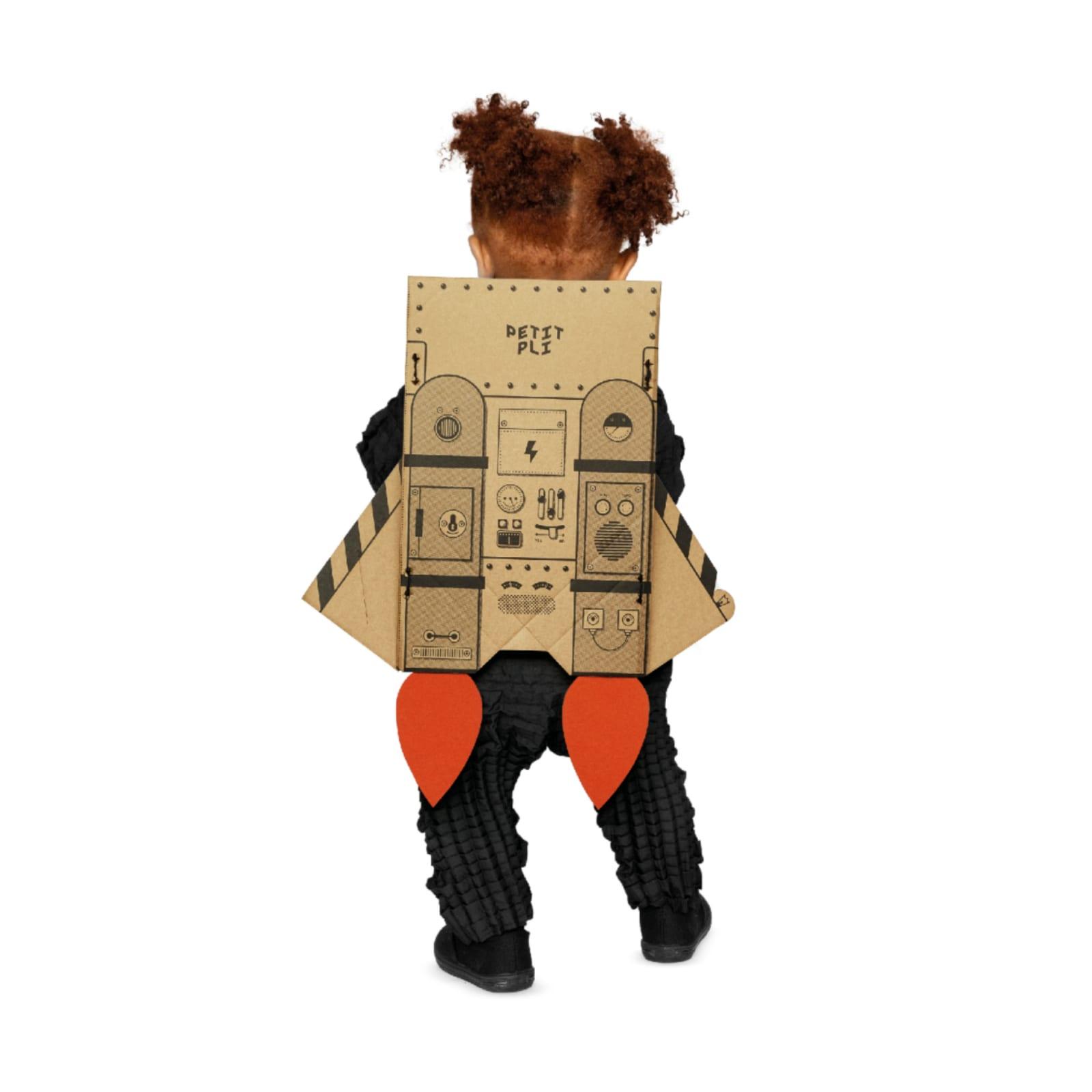 To You It's Just A Box, To A Kid It's An Entire Universe