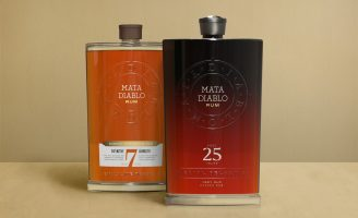 Mata Diablo Rum Packaging Design