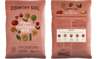 Agency Concept for Mid-tier Soil Packaging that Evokes Midwestern Values