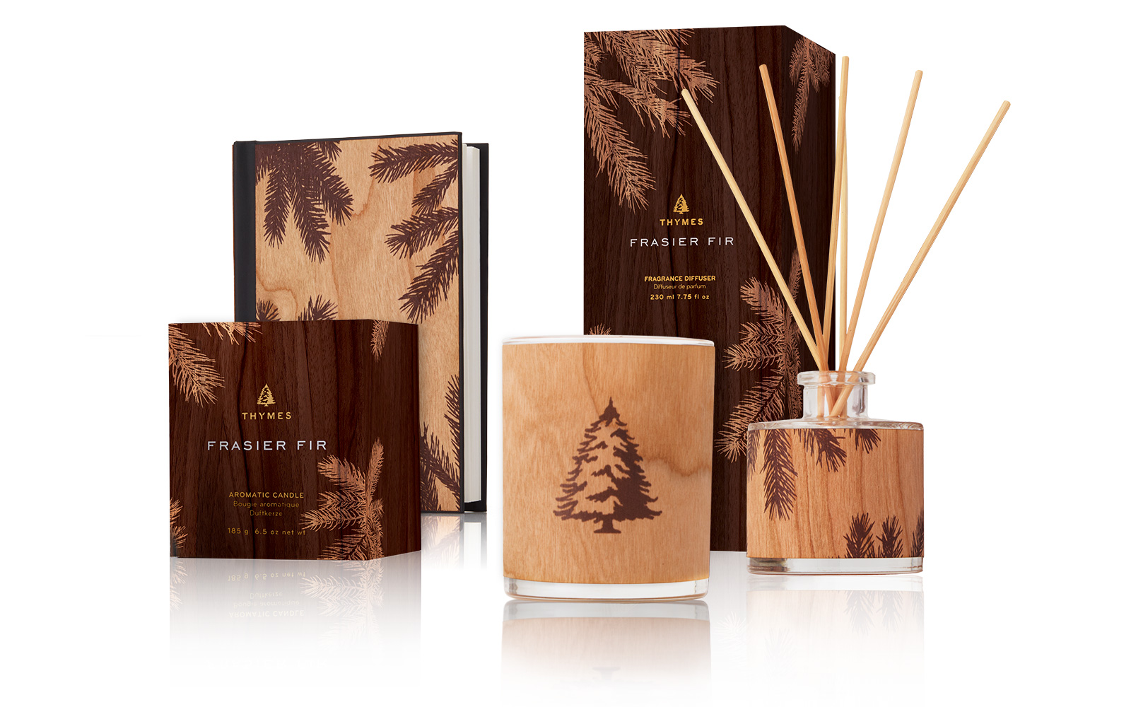 Limited Edition Collections of Luxury Home Fragrances