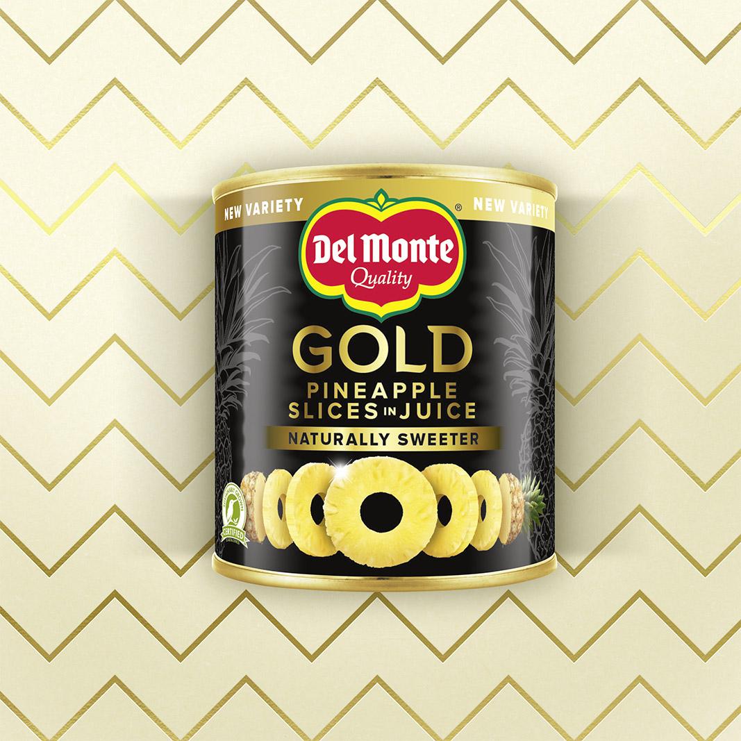 Brand Refinement of Del Monte for UK Markets