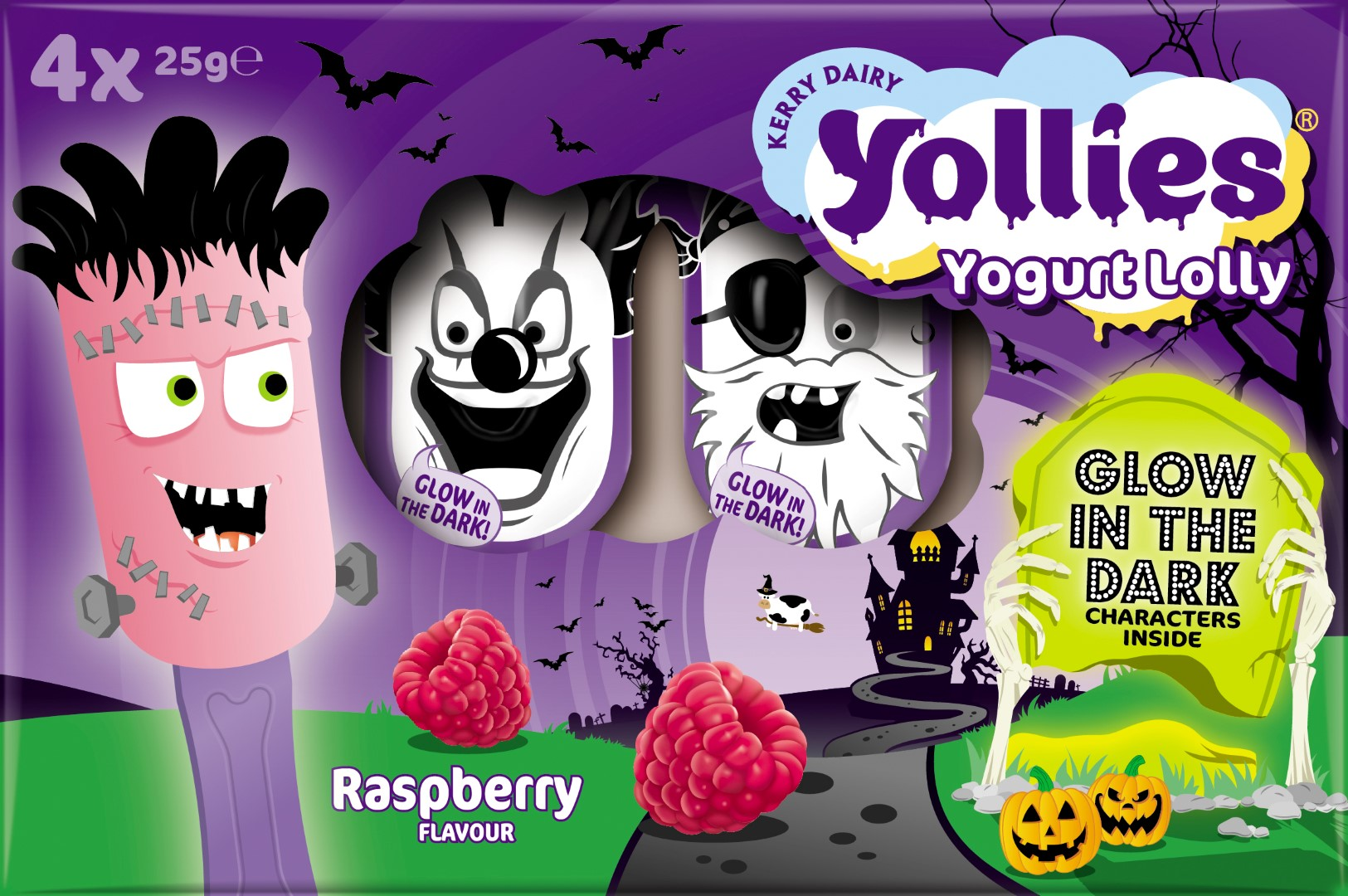 WowMe Design – Kerry Foods: Yollies Halloween