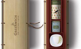 Belarusian Tea Packaging Design Concept