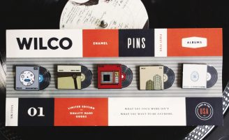 Graphics and Packaging Design for Limited Edition Enamel Pin Series