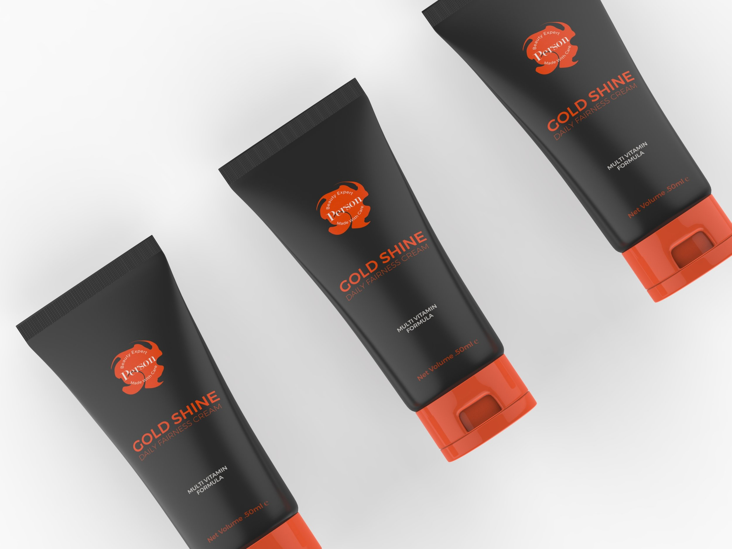 Packaging Design Concept for Skin Care Cosmetic Brand