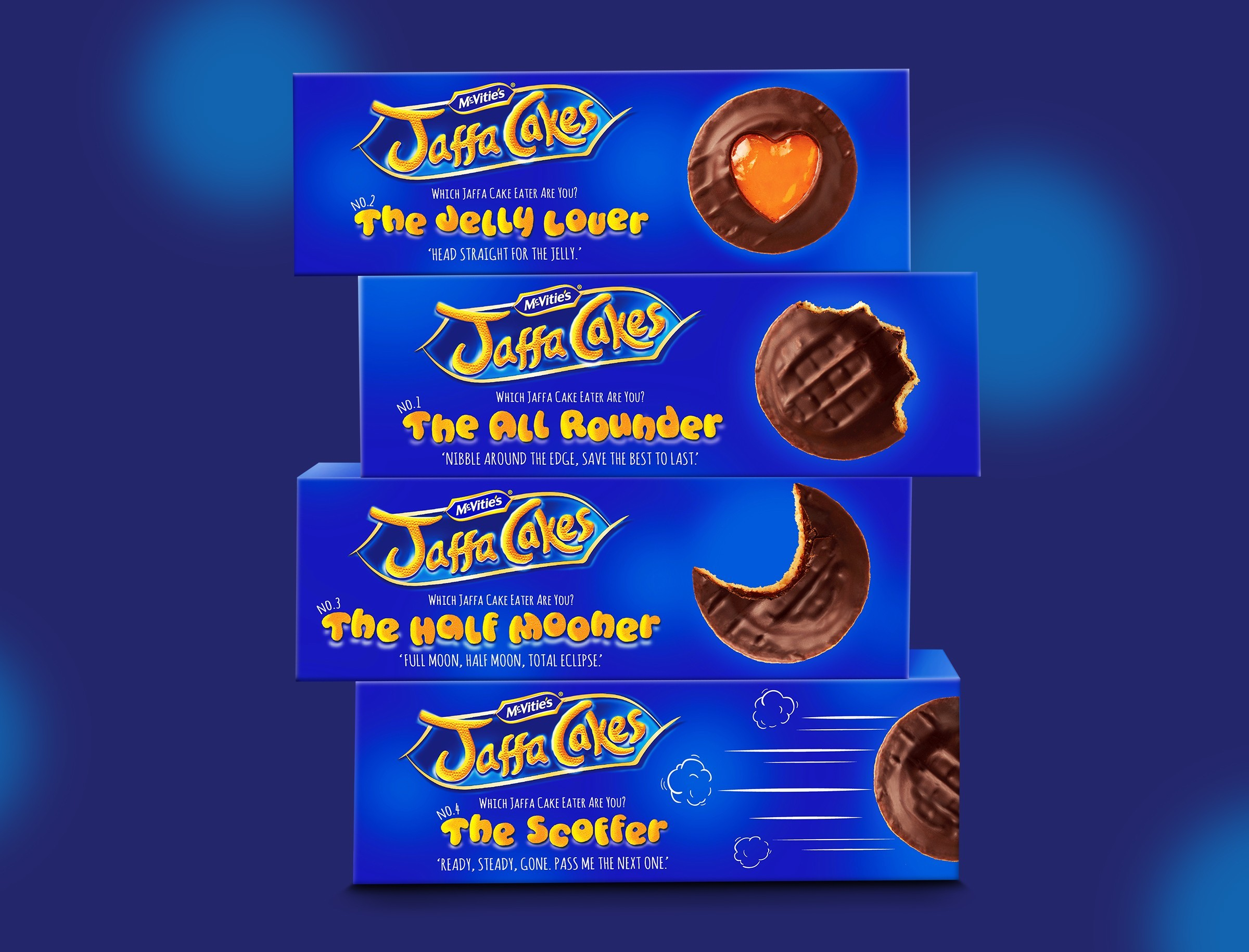 Anthem Brings Back Fun and Cheeky Personality for Jaffa Cakes Redesign