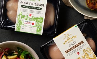 New Brand Identity and Packaging Design Concept for Himmerland