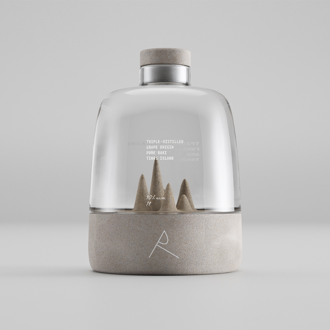 A Self-Initiative Product-Packaging Design Concepts for Series of Products