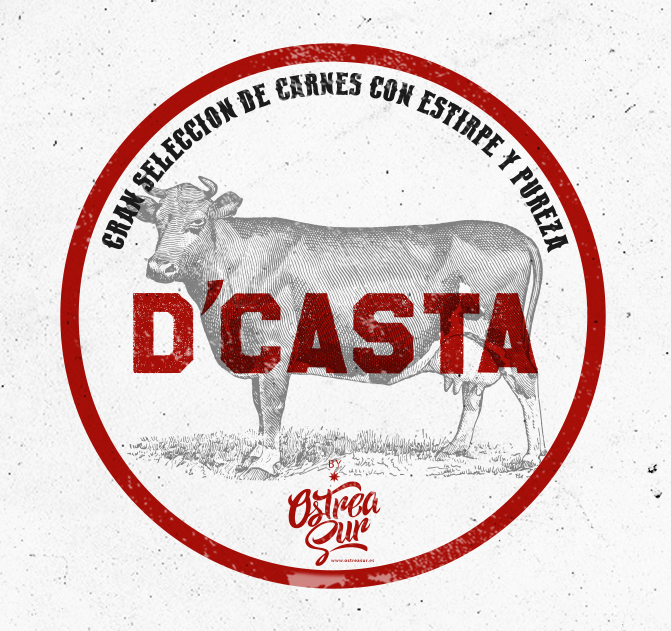 Branding for Southern Spanish Meat Products, Representing Purity and Rare Breeds