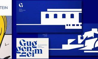 Guggenheim Museums and Foundation Rebranding Concept