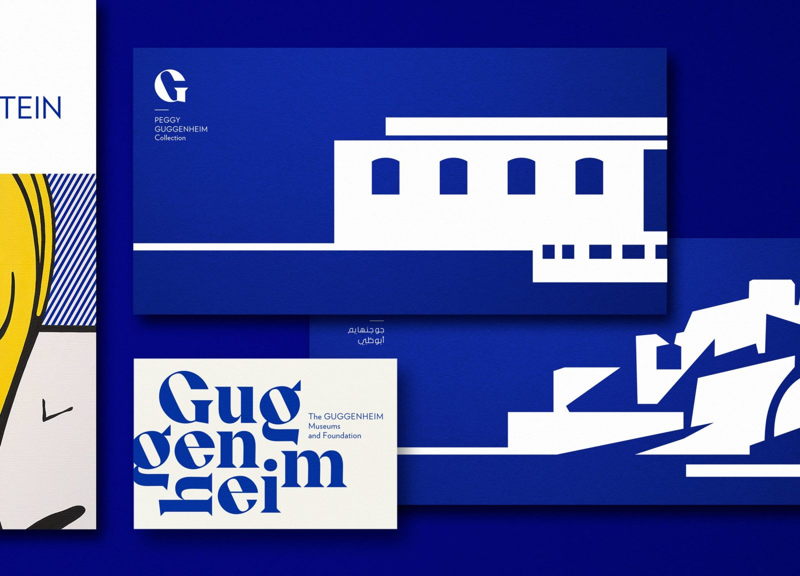 Guggenheim Museums and Foundation Rebranding Concept