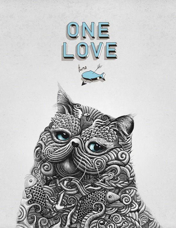 magicstyle, Polina Bogdanova,Oksana Grivina,lalavaganova – ONE LOVE