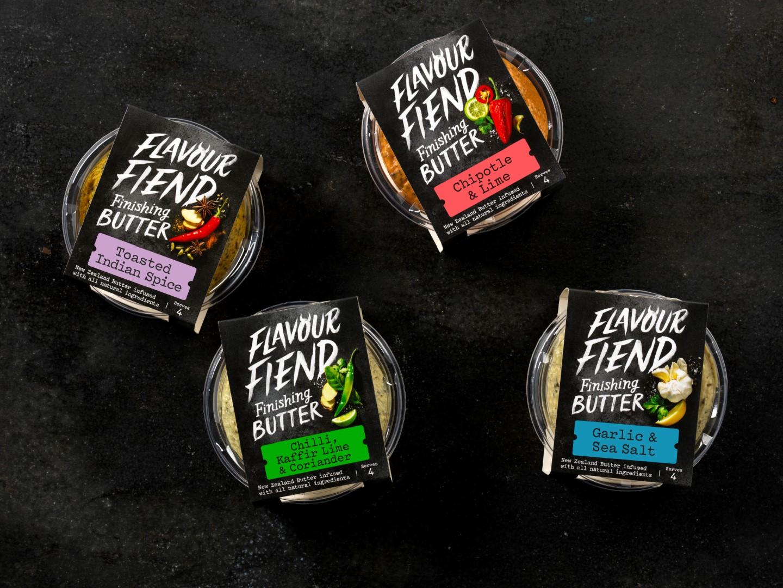 Onfire Design – Flavour Fiend Finishing Butter