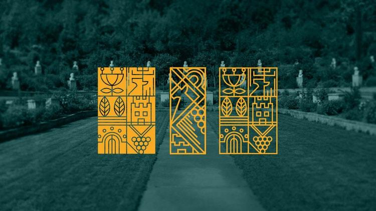 Branding for Zelios Gardens