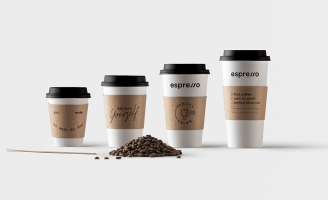 Branding for Beauty Salon With a Spark of Coffee