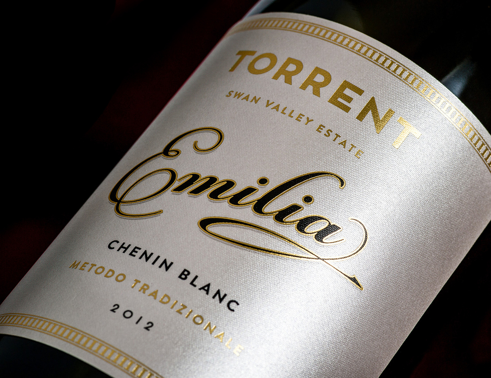 Studio Lost & Found –  Torrent Wines 'Emilia' Sparkling Chenin Blanc