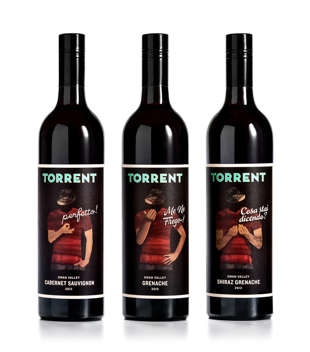Studio Lost & Found – Torrent Wines 'How To Speak Like An Italian'