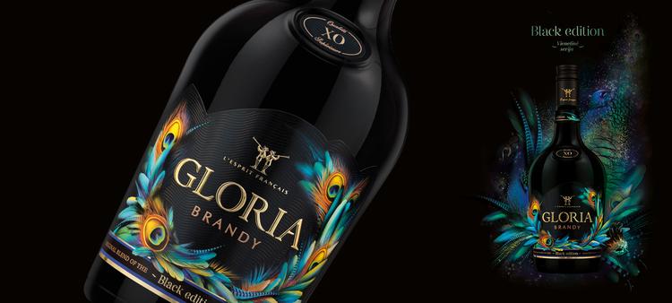 Studio Libre UAB – Gloria Brandy Black Edition