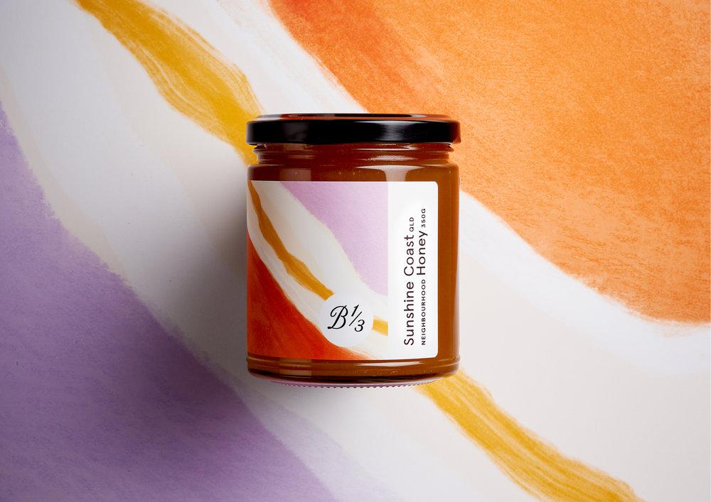 Bee One Third — Neighbourhood Honey