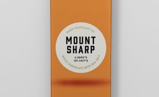 Mount Sharp – Chocolate From Mars