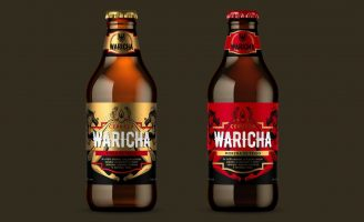 Brand and Packaging Design for Waricha Craft Beer