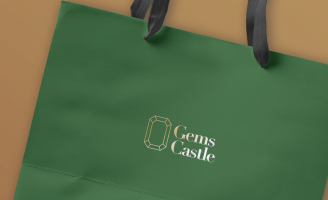 Branding for Gems Castle