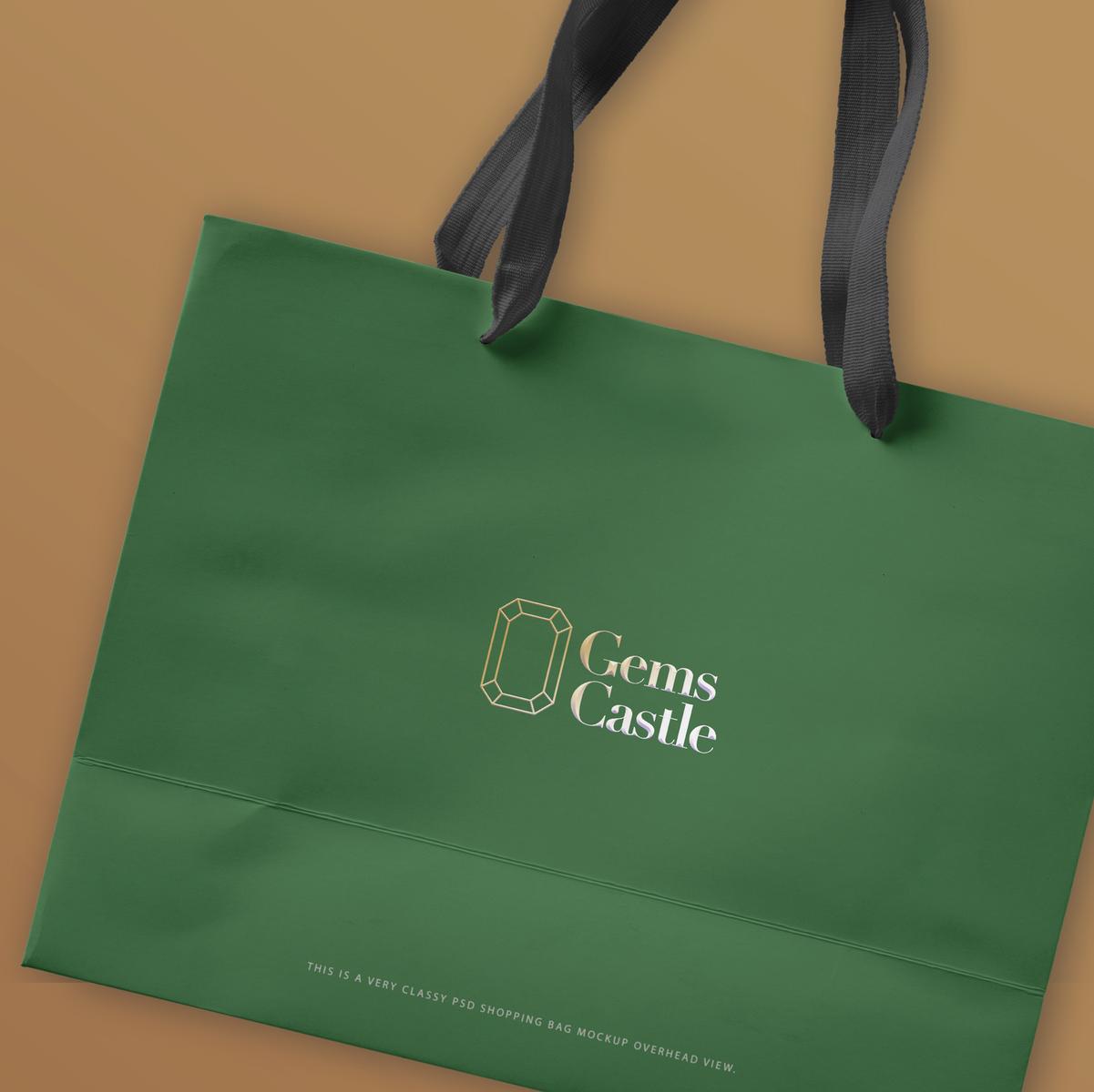 Branding for Gems Castle