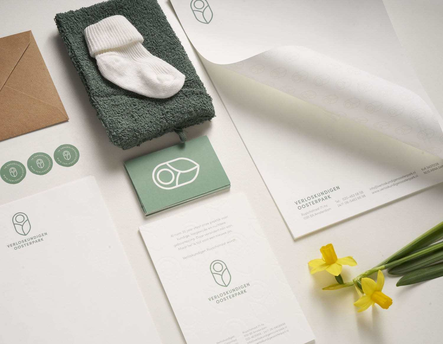 Branding For A Small-Scale Midwifes Practice In Amsterdam