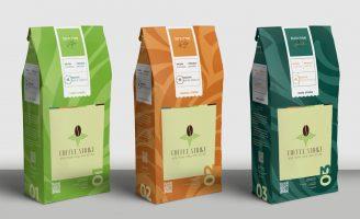 Coffee Strike Branding