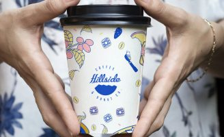 Hillside Coffee and Donut Co. Rebrand
