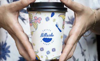Hillside Coffee and Donut Co. Rebrand