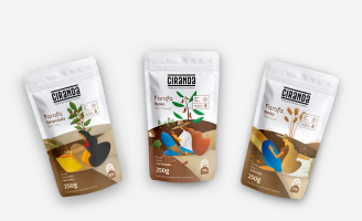 Brand and Packing Ciranda