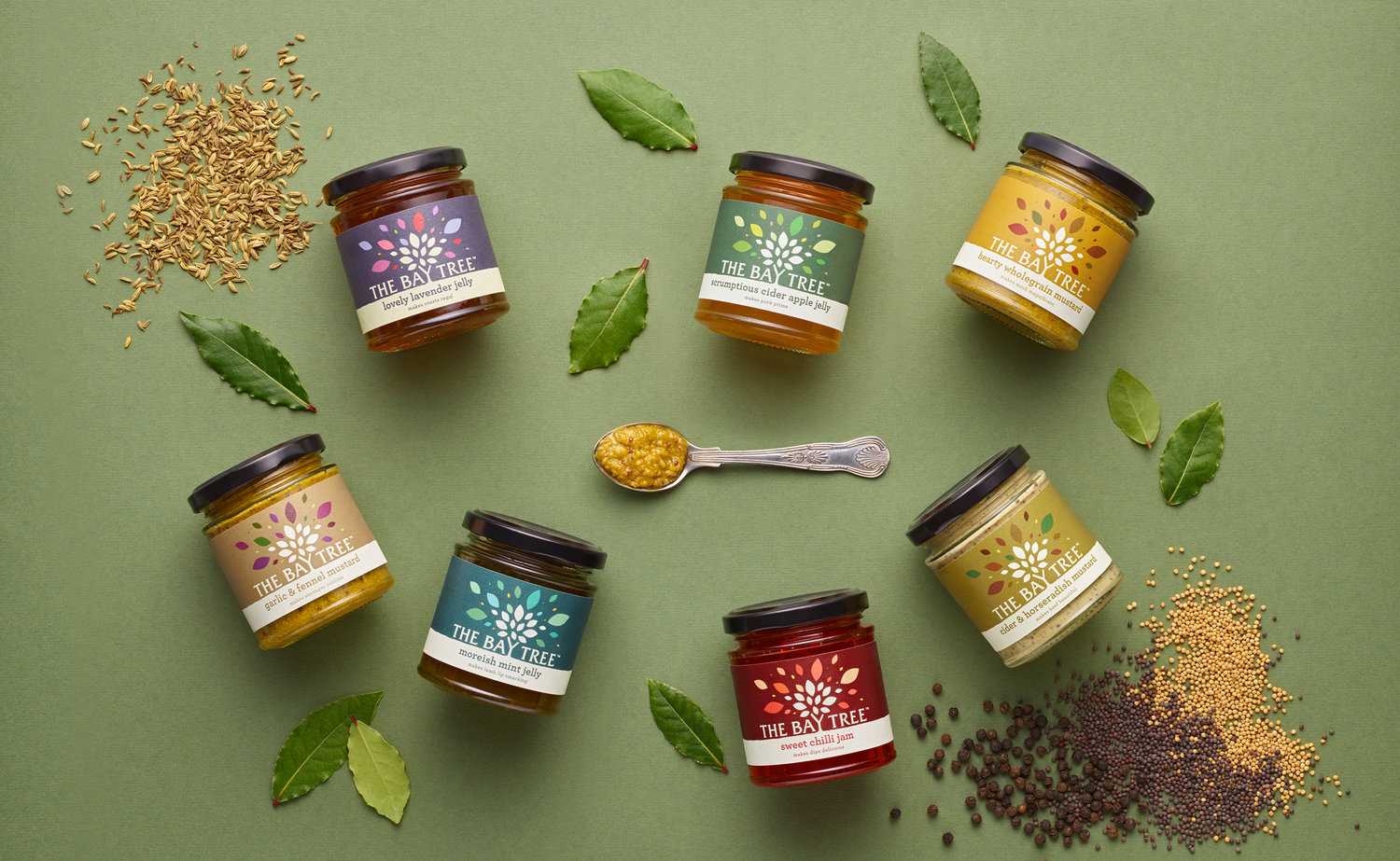 The Bay Tree Foods Artisan Condiments and Preserves With a Flourish