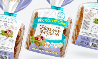 "Slim with no restrictions: Leipurin Tukku and AVC have developed a special line of bread ""WEIGHTCONTROL"""