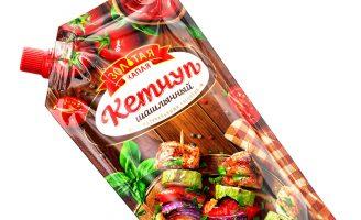 Ketchups and Mayonnaises Zolotaya Kaplya