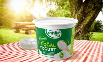 Pınar Yoğurt Packaging Design
