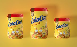 Colacao, Redesigning a Love Brand