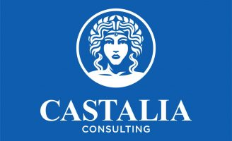 Corporate Identity for Castalia Consulting Inc.