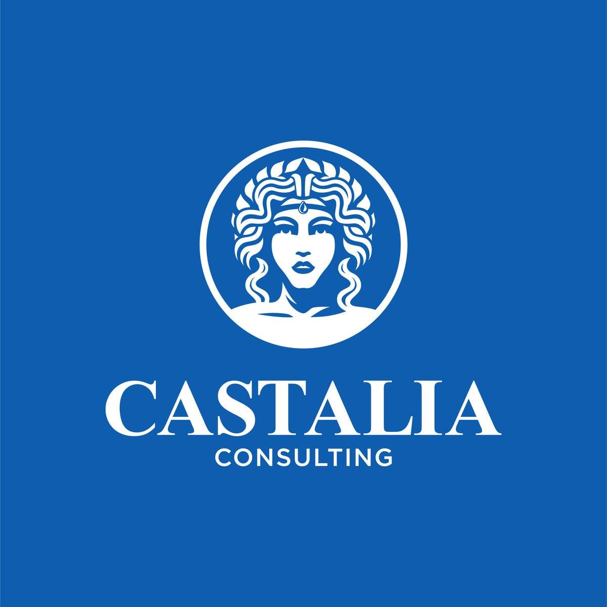 Corporate Identity for Castalia Consulting Inc.