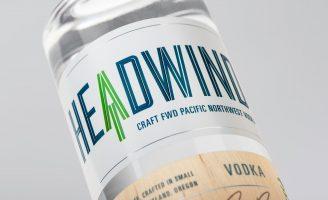 Headwind : Craft FWD Pacific Northwest Vodka