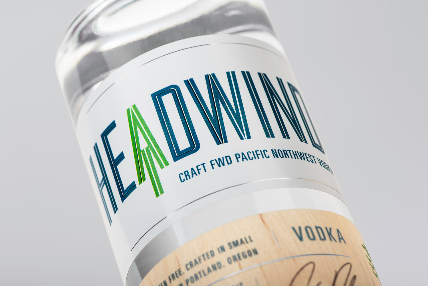 Headwind : Craft FWD Pacific Northwest Vodka