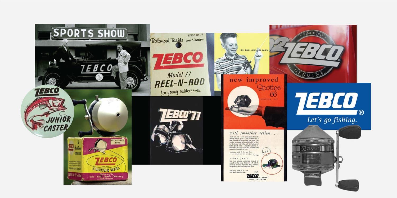 Zebco Global Rebrand