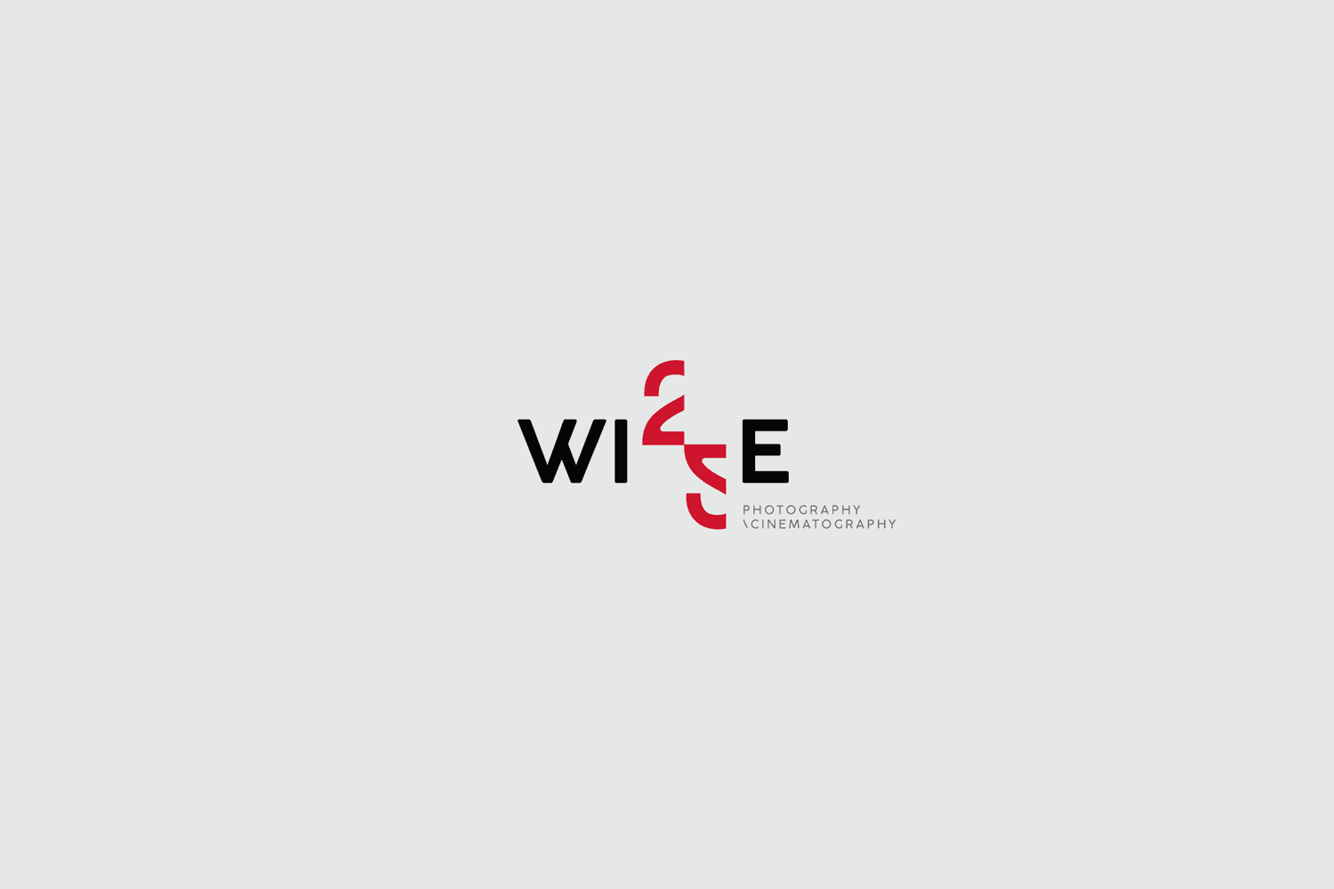 Branding Project, Naming and Logo for a Photography and Cinematography Studio