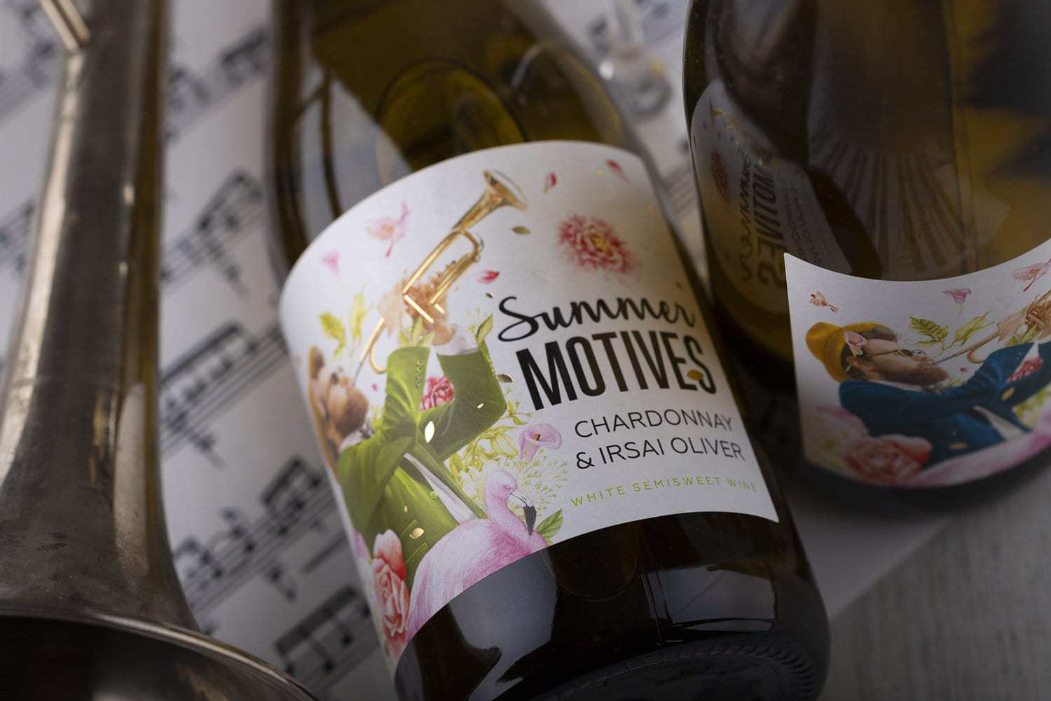 Packaging Design Wines From Moldova