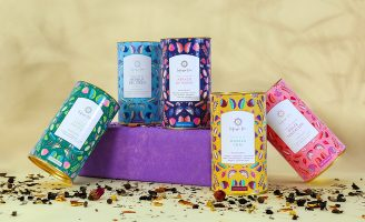 Illustration and Packaging Design for Infussa Tea