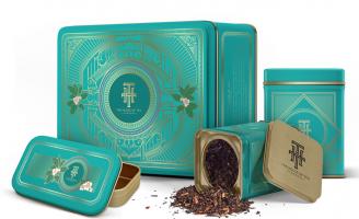 Packaging Design for a Premium Tea Brand