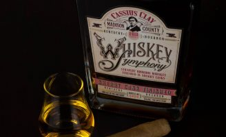 Cassius Clay Bourbon's Whiskey Symphony